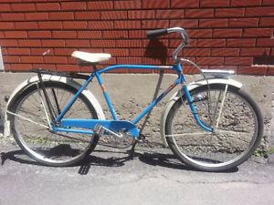 vélo VINTAGE CCM 58
