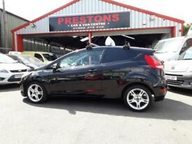Ford Fiesta 1.6TDCi ( 95PS ) Stage V 2012MY Sport