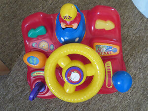 Child's Toy Car - , sounds like a car, battery operated $10 Kitchener / Waterloo Kitchener Area image 1