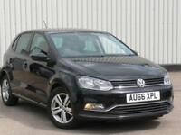 2016 VOLKSWAGEN POLO 1.2 TSI Match 5dr
