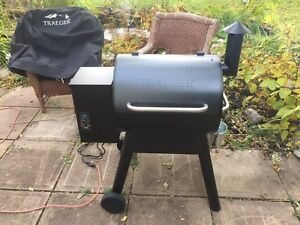 Traeger Barbeque/Smoker