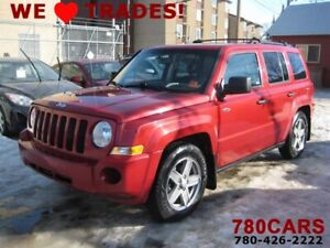 2008 Jeep Patriot 4WD Sport - HEATED SEATS - DRIVES EXCELLENT