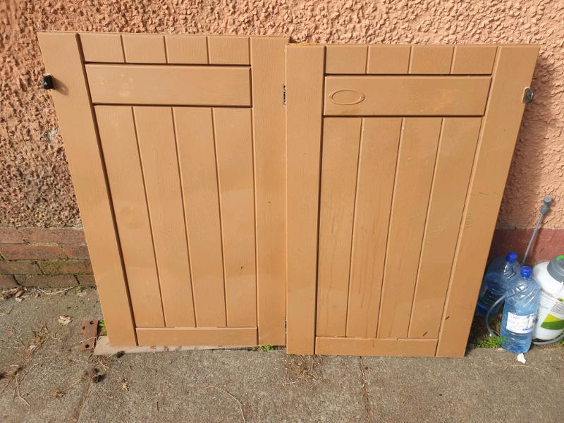 Keter doors
