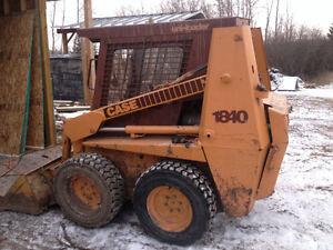 1992 Case 1840 Skid Steer for trade