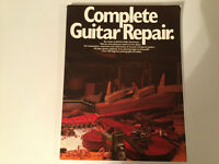 Complete Guitar Repair by Hideo Kamimoto Acoustic Electric Resto
