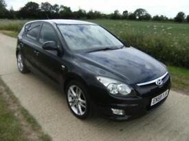 Hyundai i30 1.6CRDI ( 115ps ) 2010 Premium With 80k Miles