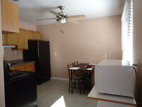 Furnished 1 bedroom condo- Two blocks from Grant McEwan and LRT