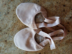 Capezio Lyrical Half Soles - Size M Kingston Kingston Area image 1