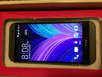 HTC one M8-32gb unlocked work with Wind&Mobilicity.
