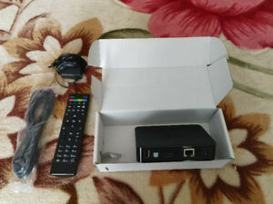 Mag 254 IPTV Box With Remote