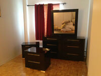 Bedroom set from the Brick, less than a year old
