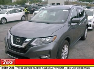 2019 Nissan Rogue SV AS LOW AS $90.00 A WEEK