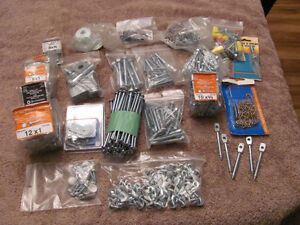 Mixture of Screws ,Bolts and Misc. Hardware