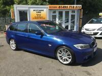 BMW 318 2.0TD ( 143bhp ) Touring 2010.5MY d M Sport Business Edition