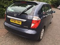 2006 HONDA FRV SE 2.2 DIESEL 5 DOOR WITH 6 SEATS 6 SPEED INC 3 ACROSS THE FRONT