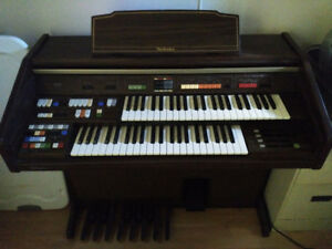 Orgue Technics Organ SX-E44!
