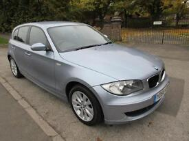 BMW 116 1.6 ES STOP/START TECHNOLOGY 12MTH MOT GREAT VALUE