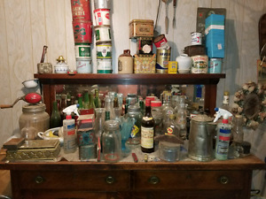 Massive lot of antiques for sale