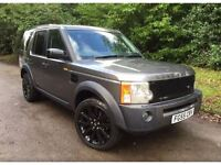 Land Rover DISCOVERY 3 2.7 TD V6 SE