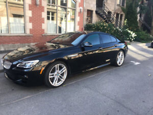 2017 BMW 6 Series 650I Xdrive Gran Coup-M Sport - LEASETAKEOVER