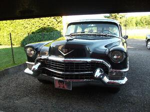 CADILLAC DE VILLE  1955  ÉTAT NEUF $35900