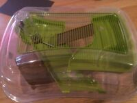 Hamster cage $25