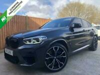 2019 69 BMW X4 3.0 M COMPETITION 4D 503 BHP