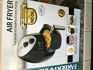 Air fryer. like new
