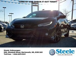 2017 HONDA CIVIC Sport Touring - Trade in, Low Mileage, Loaded