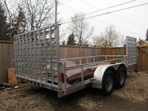 All Aluminum SnoPro Trailer