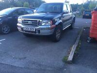 Ford Ranger pickup, Toyota, L200