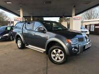 2007 Mitsubishi L200 2.5 DI-D Animal Double Cab Pickup 4WD 4dr PICKUP in GR(...)