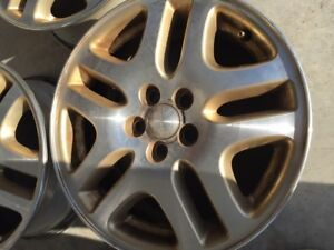 4 Used Subaru factory rims 16""