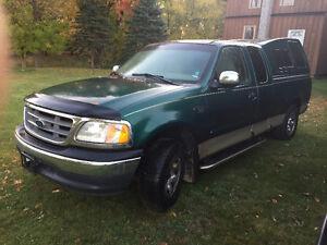 2000 Ford F-150 7700 Pickup Truck