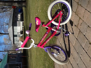 "16"" Little Gem girl's bicycle"
