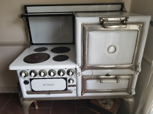 Vintage McClary's Stove