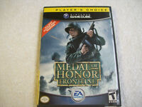Nintendo Gamecube Medal Of Honor Frontline