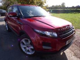 2012 Land Rover Range Rover Evoque 2.2 SD4 Pure 5dr [Tech Pack] Pan Roof! Rea...