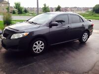 2009 Toyota Corolla CE, Great car with high Mileage