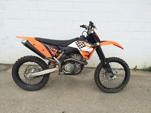2008 KTM SX450F For Sale