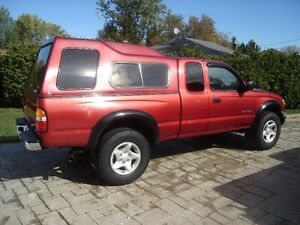 2001 Toyota Tacoma Pickup Truck