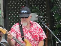 Guitarist looking....