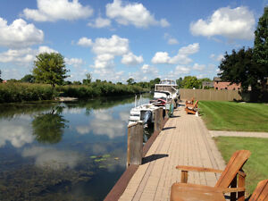 Waterfront House on Protected canal- Rare find broker protected Windsor Region Ontario image 1