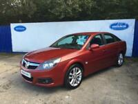 2008 Vauxhall Vectra 1.9CDTi 16v ( 150ps ) ( Exterior Pack ) SRi Diesel