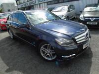 2013 Mercedes-Benz C220 2.1CDI 7G-Tronic Plus CDI AMG Sport - Platinum Warranty!