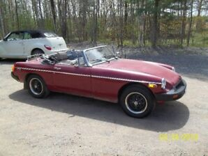 for sale 1980 mgb