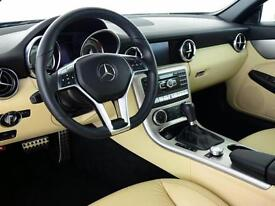 2011 Mercedes-Benz SLK 1.8 SLK200 BlueEFFICIENCY Edition 125 7G-Tronic Plus