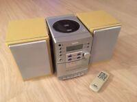 Sanyo DC-DA1160 Micro Hi-Fi System