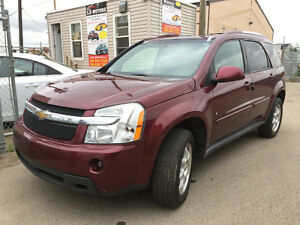 2008 CHEVROLET EQUINOX LT 161000 KM AWD REMOTE START SUNROOF