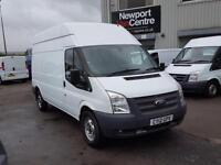 Ford Transit 2.2TDCi ( 100PS ) ( EU5 ) ( RWD ) 300L 300 LWB